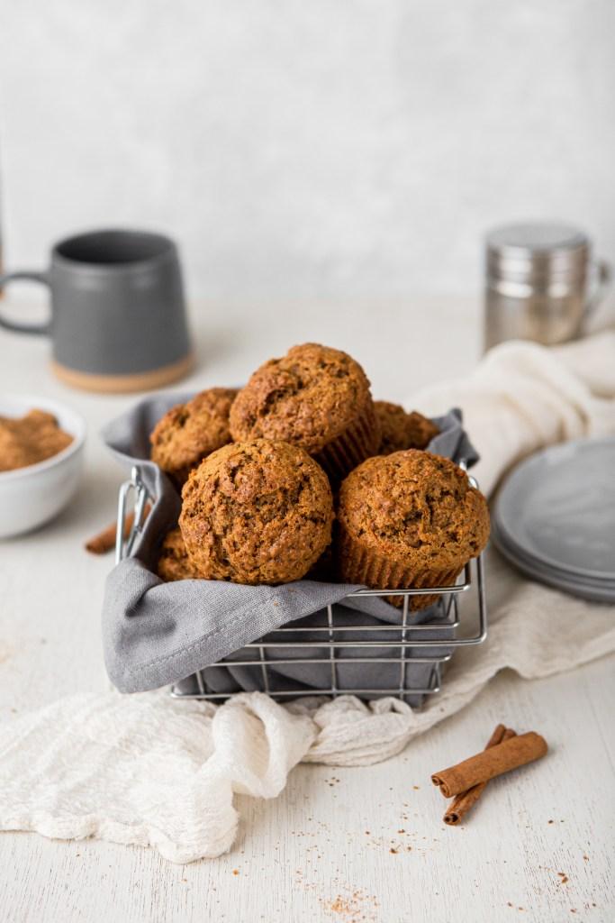 carrot ginger muffin