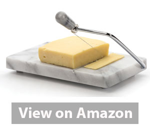 Best Cheese Slicer - RSVP White Marble Cheese Slicer and Cutter review