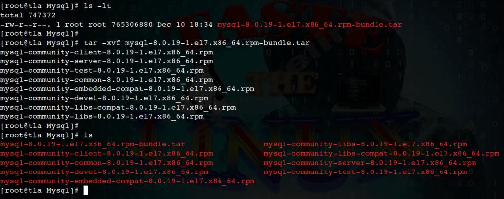 How to Install MySQL 8 on CentOS 7 Linux