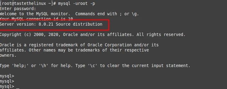 How to Install MySQL 8 on Rocky Linux 8