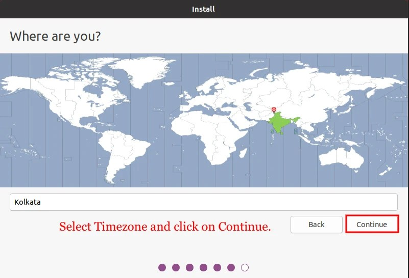 Install Ubuntu 20.04 from USB LTS [With Screenshots]