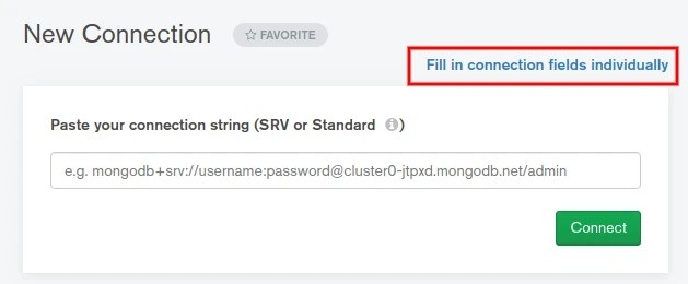 How to Install MongoDB on Docker Container linux Compass connections