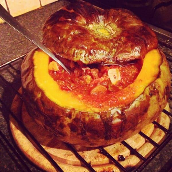 Pumpkin 600