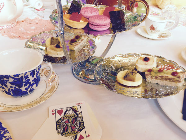 A High Tea in Wonderland MIF
