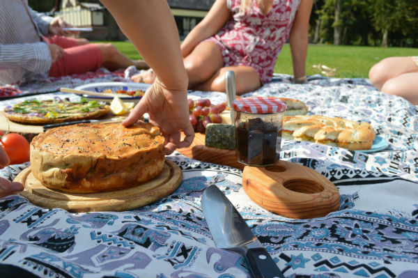 Outside Catering Ideas