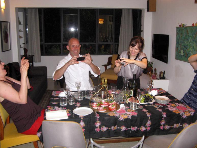 EatWith Tel Aviv Foto