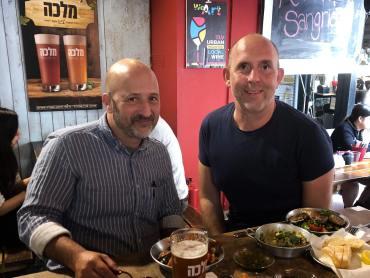 Podcast: En dansker i Tel Aviv - Israel set indefra (c) Per Sommer, Taste The World
