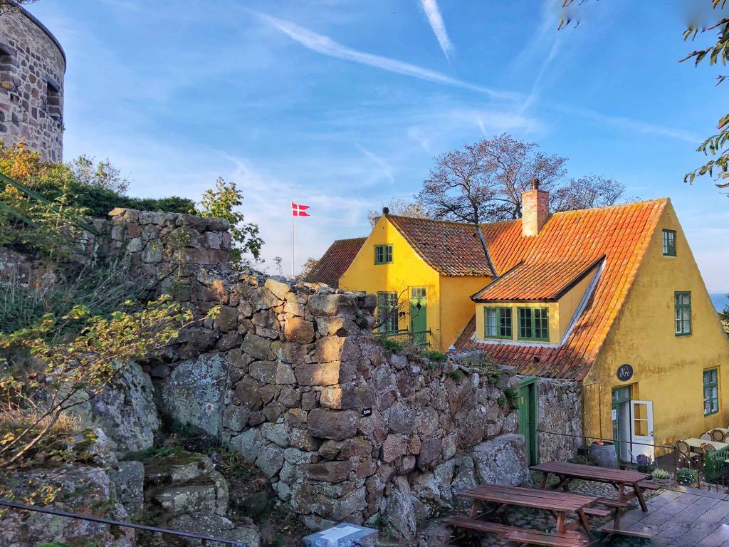 Overnat på Christiansø - Gæstgiveriet