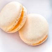 Passion Fruit Macaron