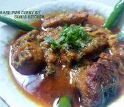 Pangash fish curry(পাংগাস মাছের কারি)