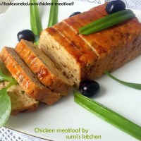 Chicken meatloaf