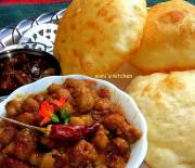 chole bhature