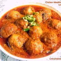 Chicken Meatballs
