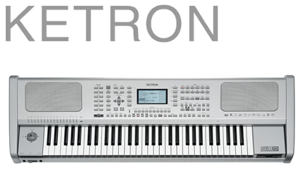 Ketron SD5 - Arranger workstation