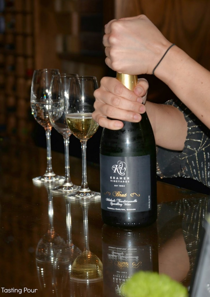 Sparkling Wines for Valentines - Tasting Pour by Jade Helm