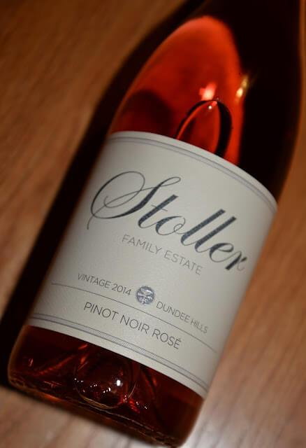 Stoller Family Estate Rose of Pinot Noir 2014