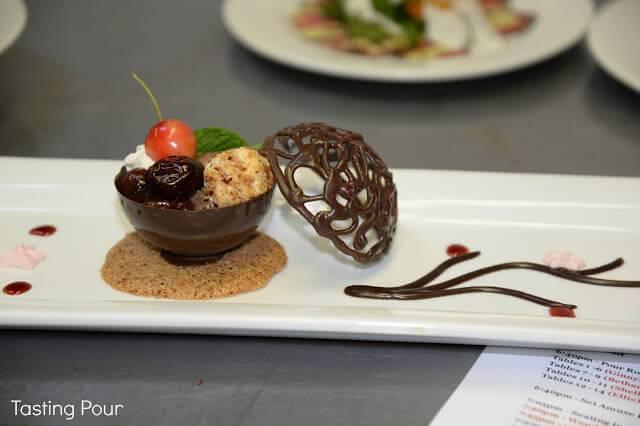 Dark Chocolate Cherry Moon