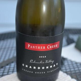 Panther Creek Cellars Chardonnay Pairing