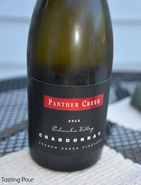 Panther Creek Cellars Columbia Valley French Creek Vineyard Chardonnay