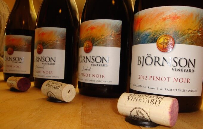 Bjornson Vineyard Wine