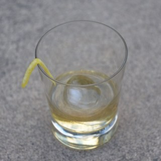 Fino Sherry Cocktail