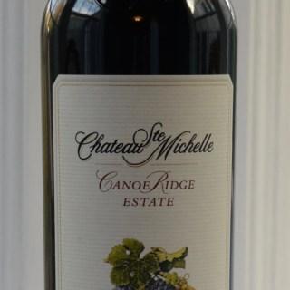 2012 Chateau St. Michelle Canoe Ridge Estate Cabernet Sauvignon Horse Heaven Hills