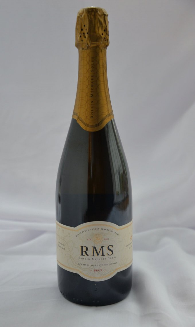 Roco Winery 2013 RMS Sparkling Wine