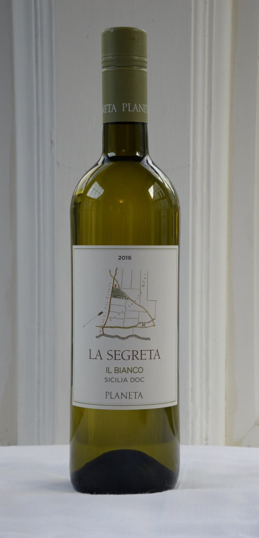 Planeta La Segreta Il Bianco Sicilia DOC