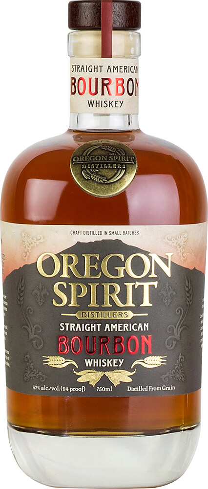 Oregon Bourbon oregon-spirit-distillers-bourbon-whiskey