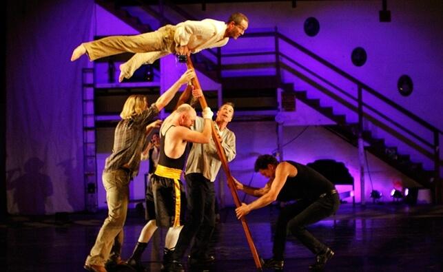 Body Opera BodyVox