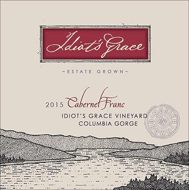 Idiot's Grace Cab Franc 2015