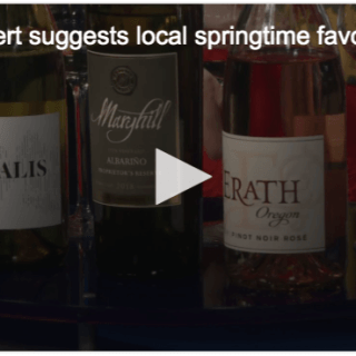 Wines for Spring