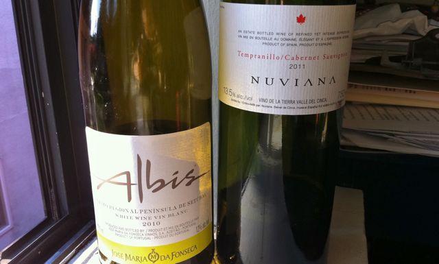 Albis, Nuviana, tastingroomconfidential.com