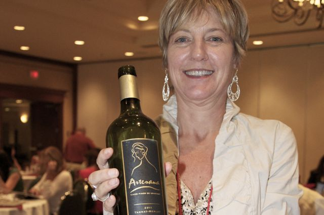 Leslie Fellows, Tannat Queen