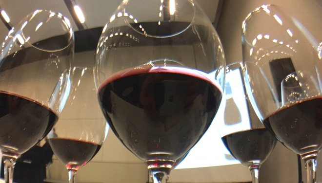 Braida Barbera glasses