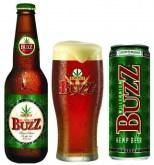 Buzz hemp beer, tastingroomconfidential.com