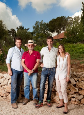 Domain du Castel family