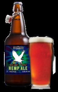 Hightide Hemp beer, tastingroomconfidential.com