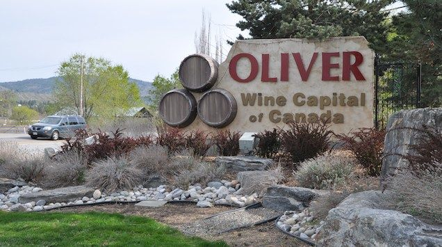 How Oliver Became Wine Capital of Canada