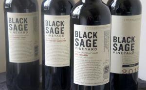 black sage four