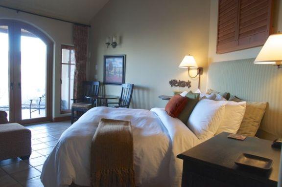 hester villa bed