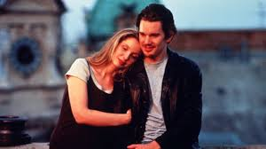 Ethan with Judy Delpy