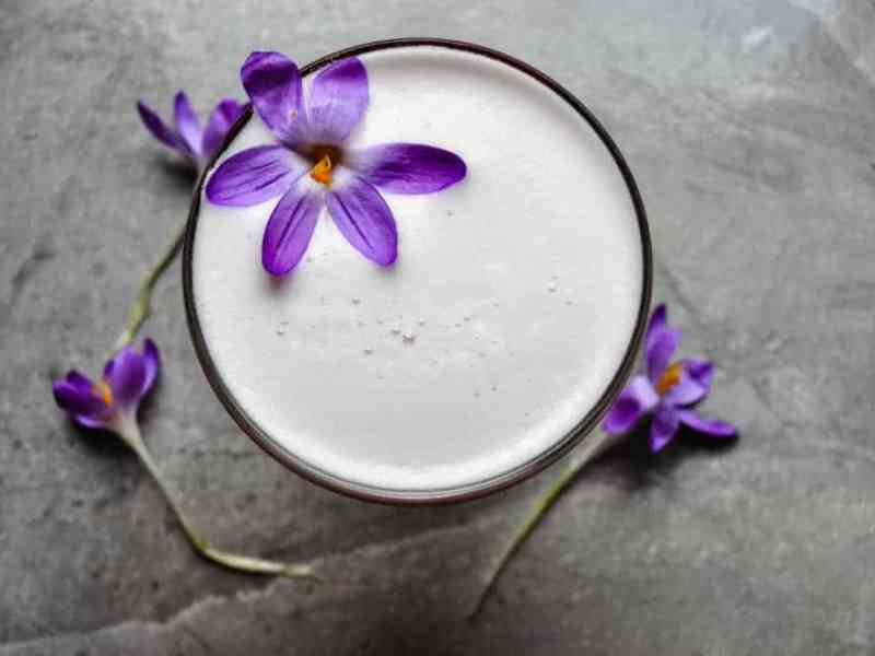 Le Petite Fleur Cocktail