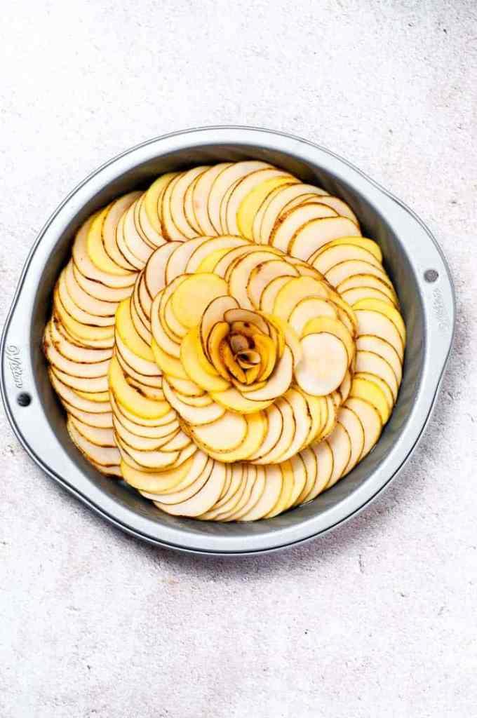 Potato Rose