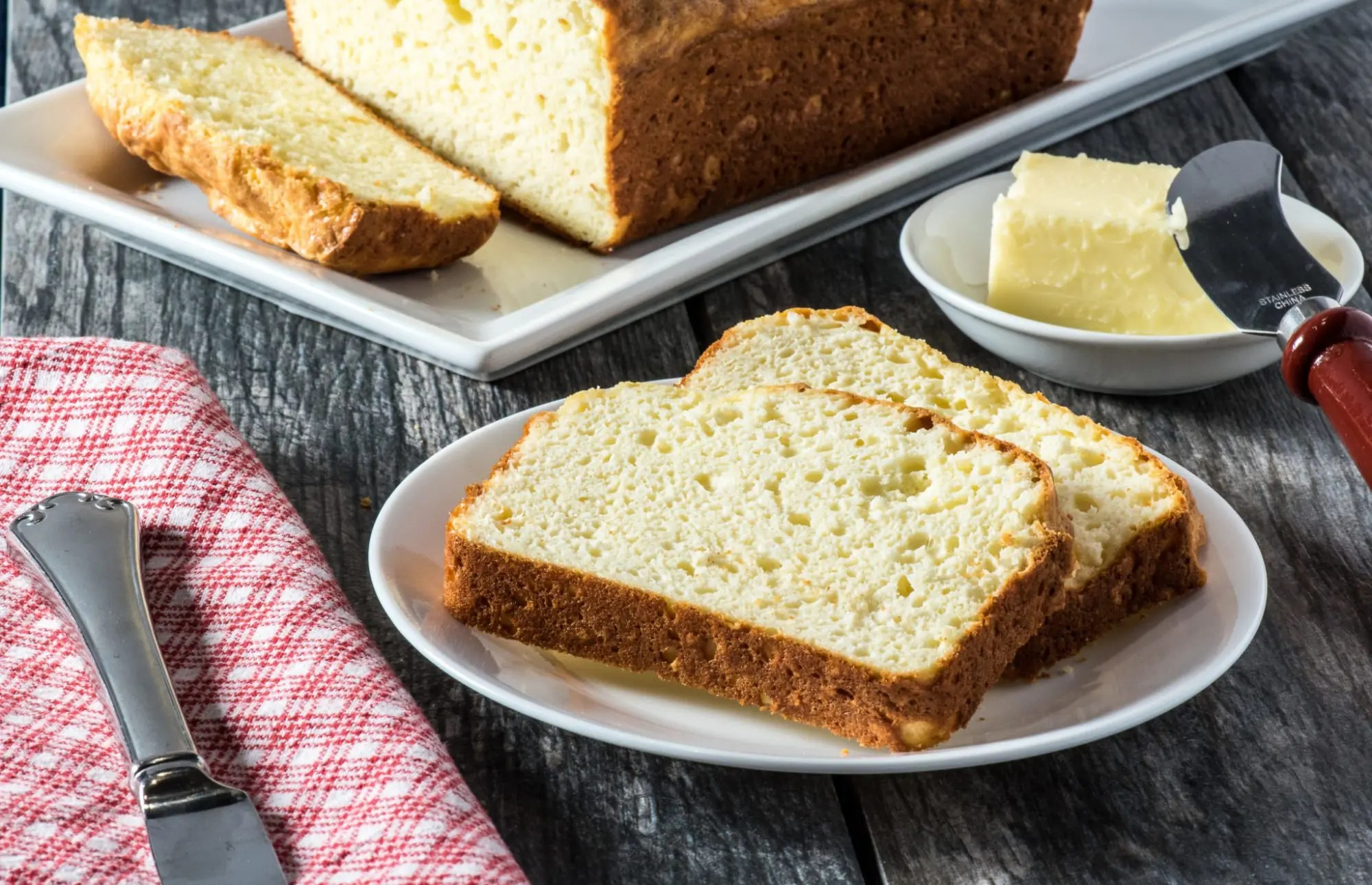 Low carb soul bread original recipe tasty low carb for Low carb fish breading