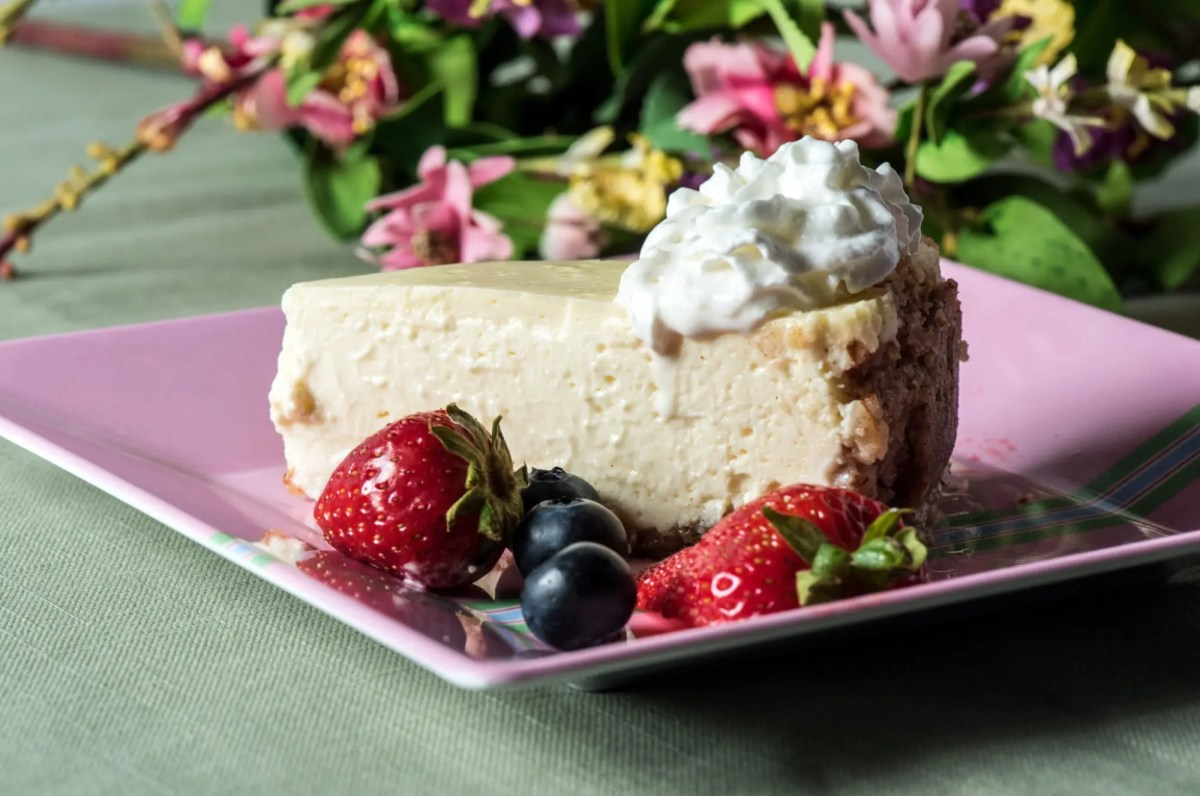 Low Carb Cheesecake - The World's Best!