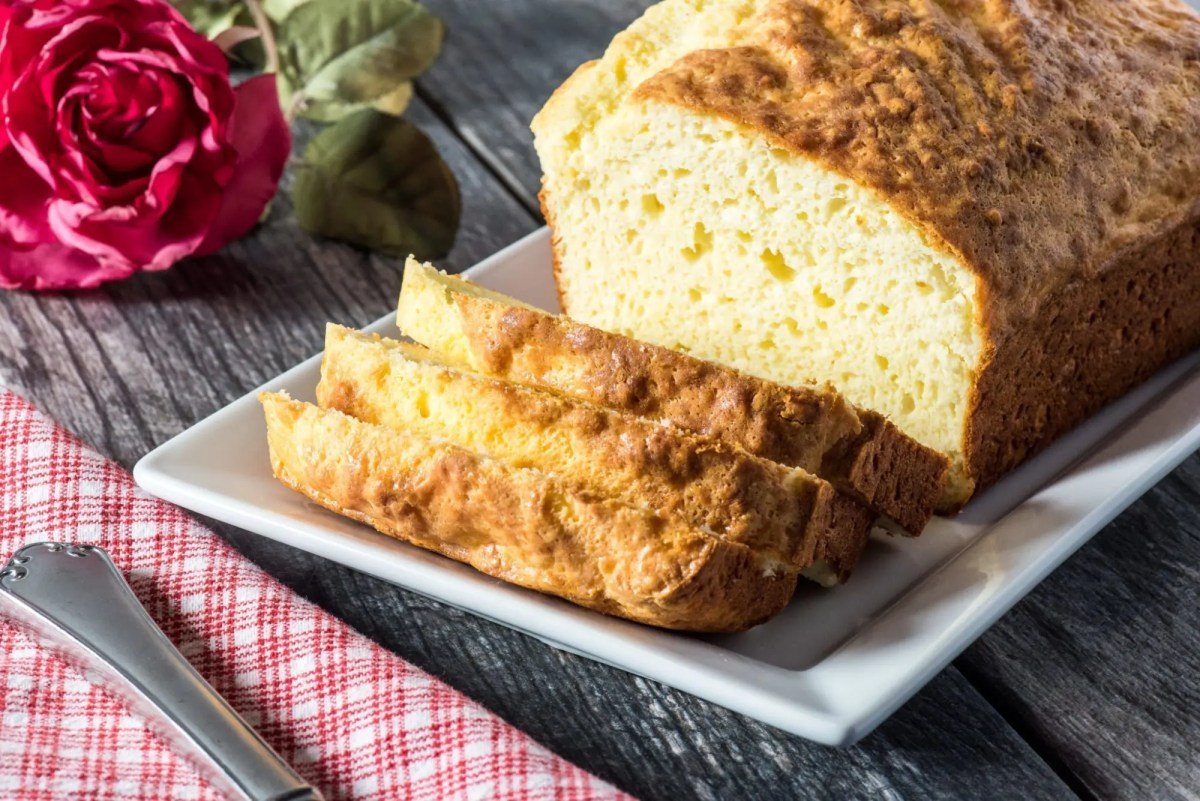 Low Carb Soul Bread - Original Recipe