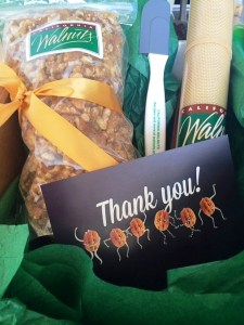 walnut thank you