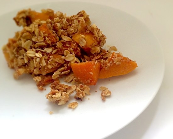 persimmon-ginger-crisp