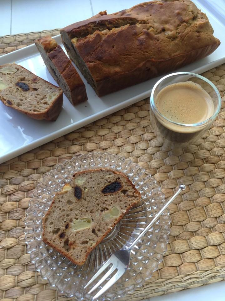 Banaan Appelbrood